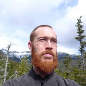 The Ginger Beard Man